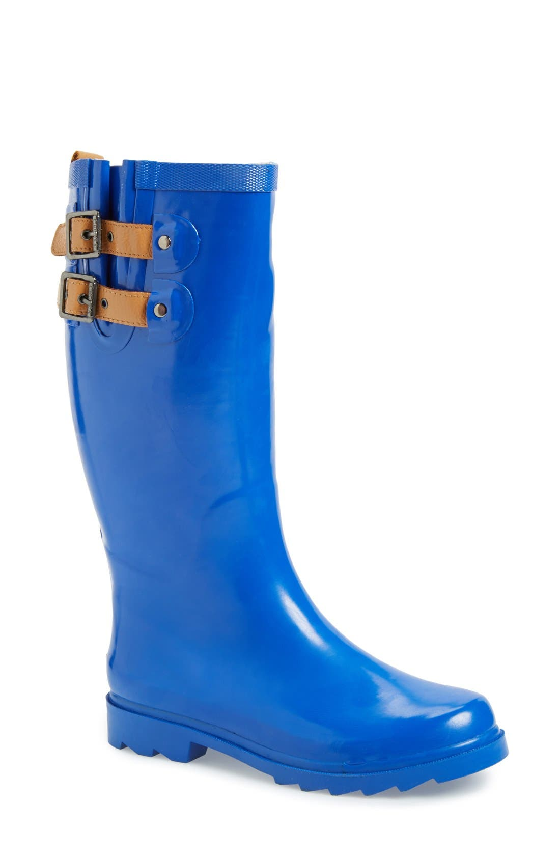 ,                             'Top Solid' Rain Boot,                             Main thumbnail 67, color,                             412