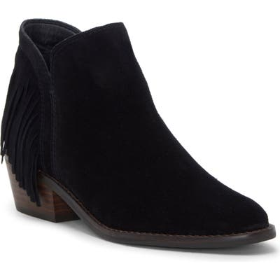 Lucky Brand Freedah Bootie, Black