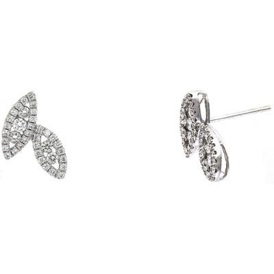 Bony Levy Audrey Diamond Marquise Stud Earrings (Nordstrom Exclusive)