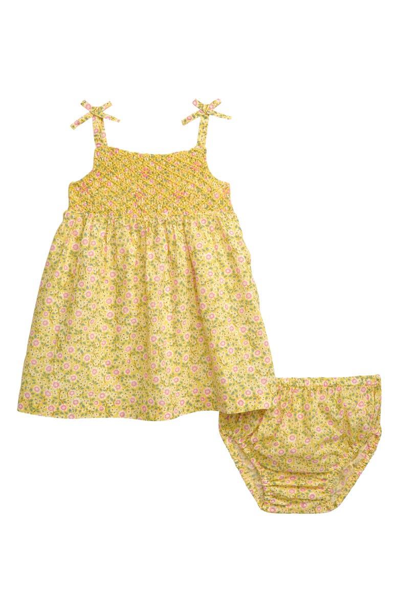 841a3aca80ef8 Mini Boden Strappy Smocked Dress (Baby & Toddler Girls) | Nordstrom
