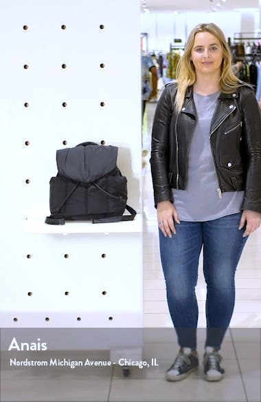 Puffed Backpack, sales video thumbnail