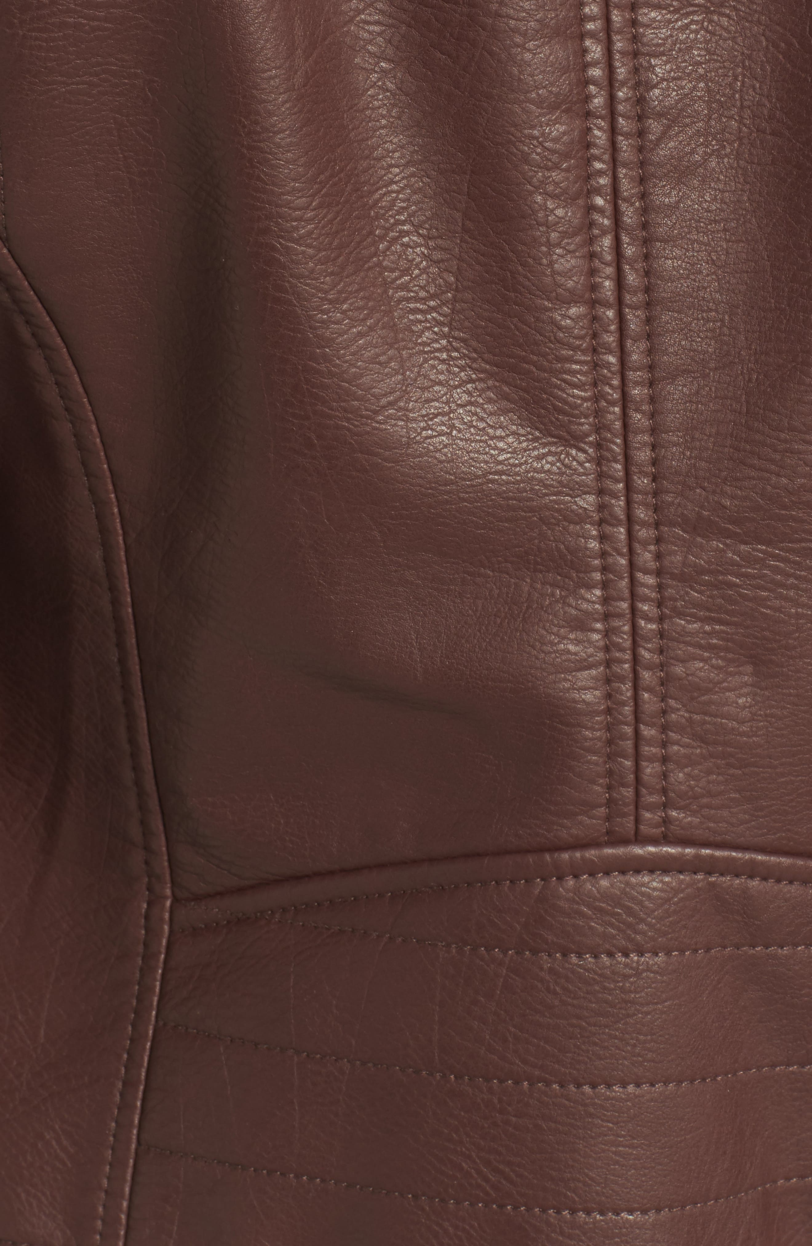 ,                             Faux Leather Moto Jacket,                             Alternate thumbnail 36, color,                             935