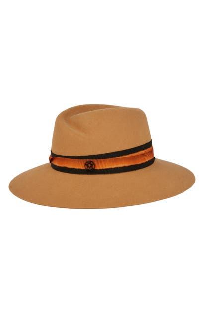 Maison Michel Hats VIRGINIE FUR FELT HAT