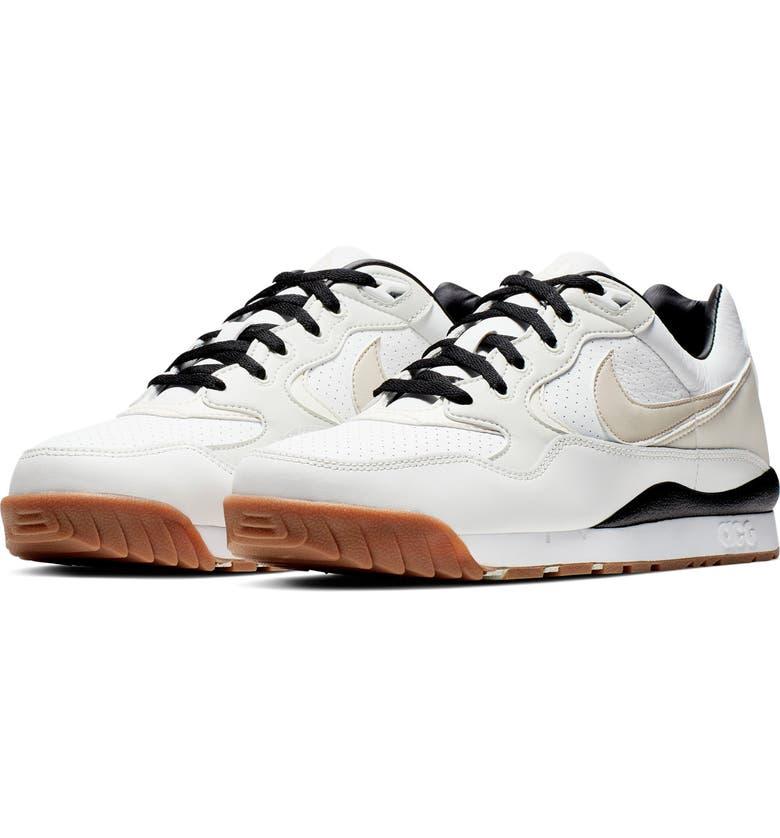 NIKE Air Wildwood ACG Sneaker, Main, color, SUMMIT WHITE/ BROWN/ SAIL