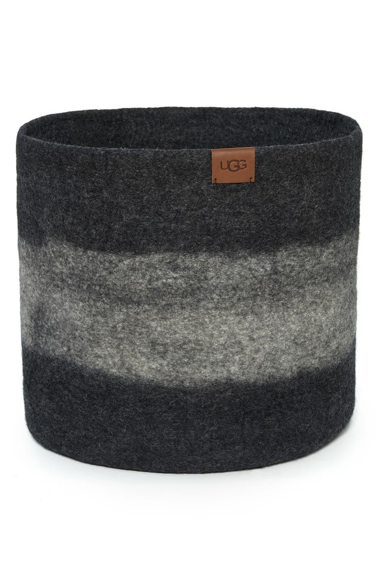 Vista Mar Felted Wool Basket by Ugg®