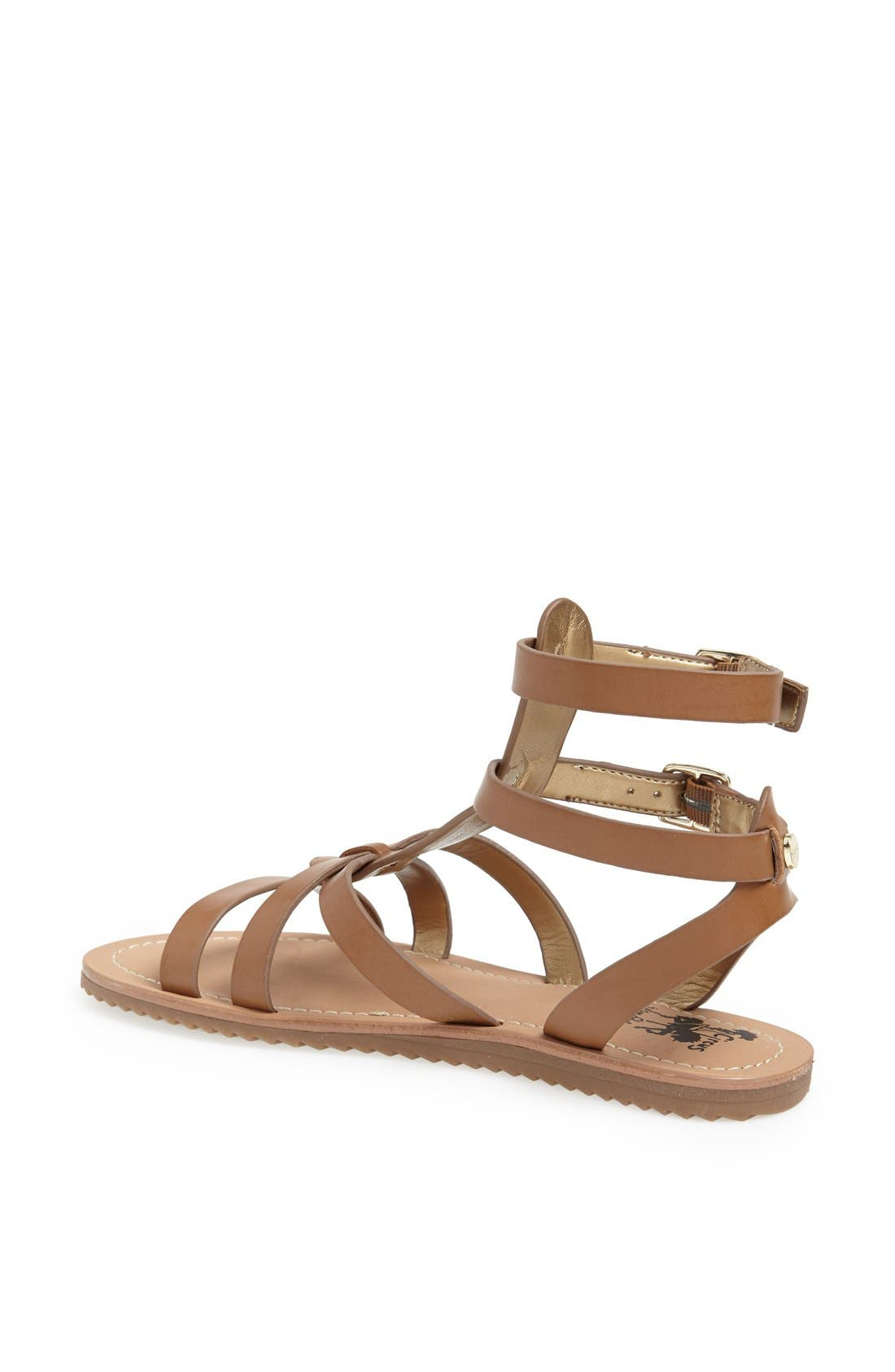 ,                             'Selma' Gladiator Sandal,                             Alternate thumbnail 14, color,                             200