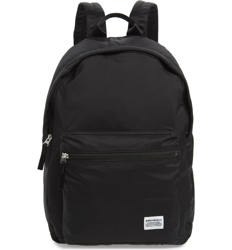 NORSE PROJECTS Louie Ripstop Backpack, Main, color, 001