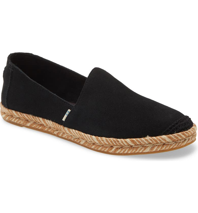 TOMS Pismo Slip-On, Main, color, 001