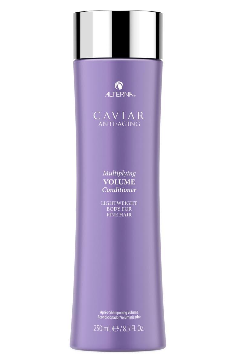 ALTERNA<SUP>®</SUP> Caviar Anti-Aging Multiplying Volume Conditioner, Main, color, NO COLOR