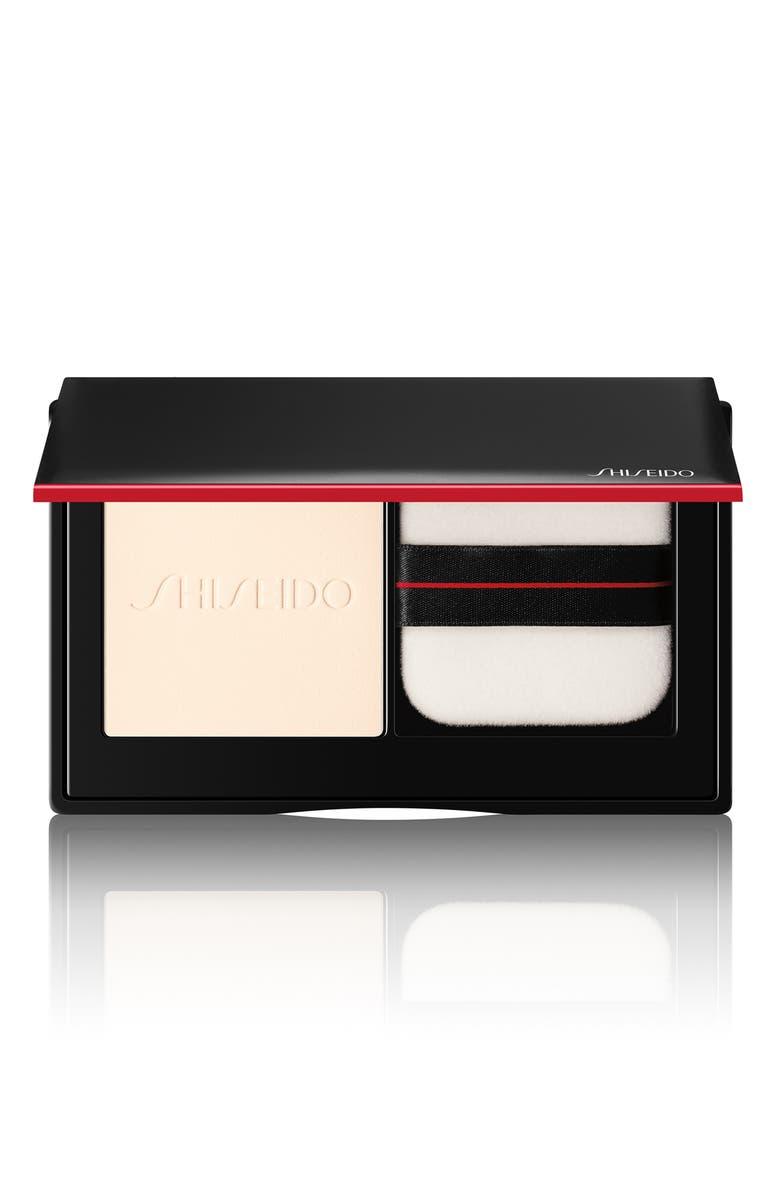 SHISEIDO Synchro Skin Invisible Silk Pressed Powder, Main, color, NO COLOR