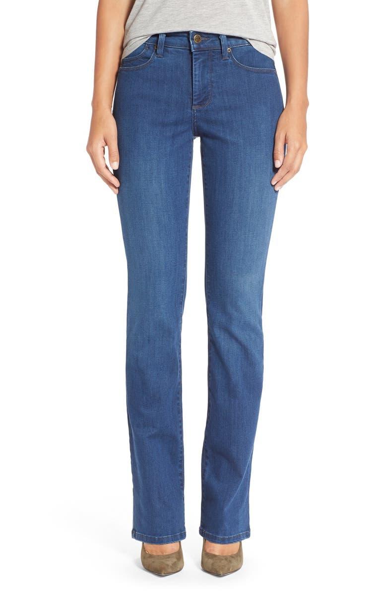 493cce1c925 NYDJ 'Billie' Stretch Mini Bootcut Jeans (Valencia) (Regular ...