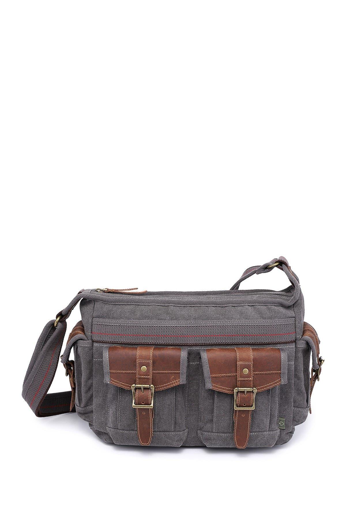 Image of TSD Turtle Ridge Canvas Mail Bag
