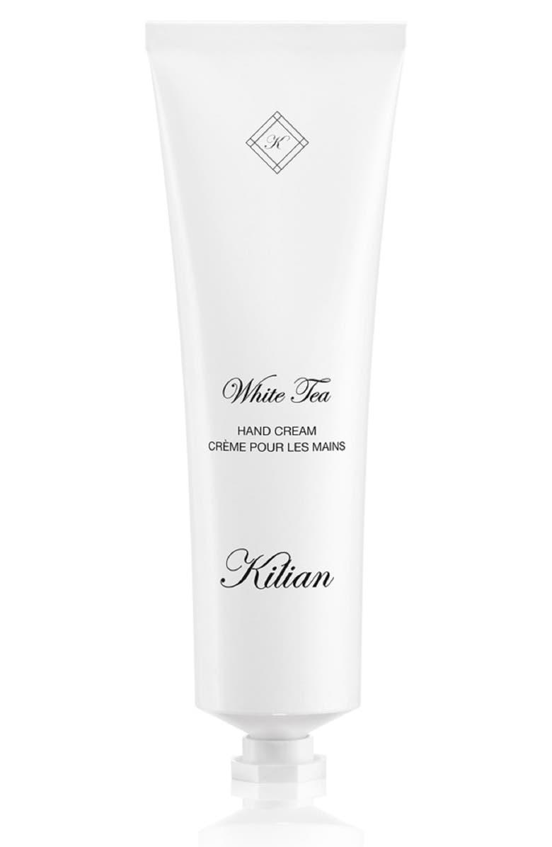 KILIAN White Tea Hand Cream, Main, color, NO COLOR