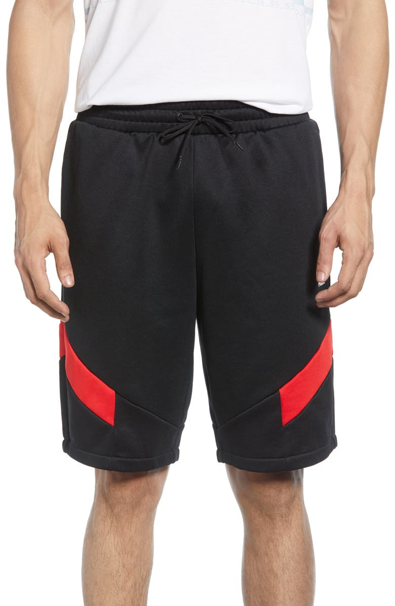 PUMA Icon MCS Shorts, Main, color, PUMA BLACK