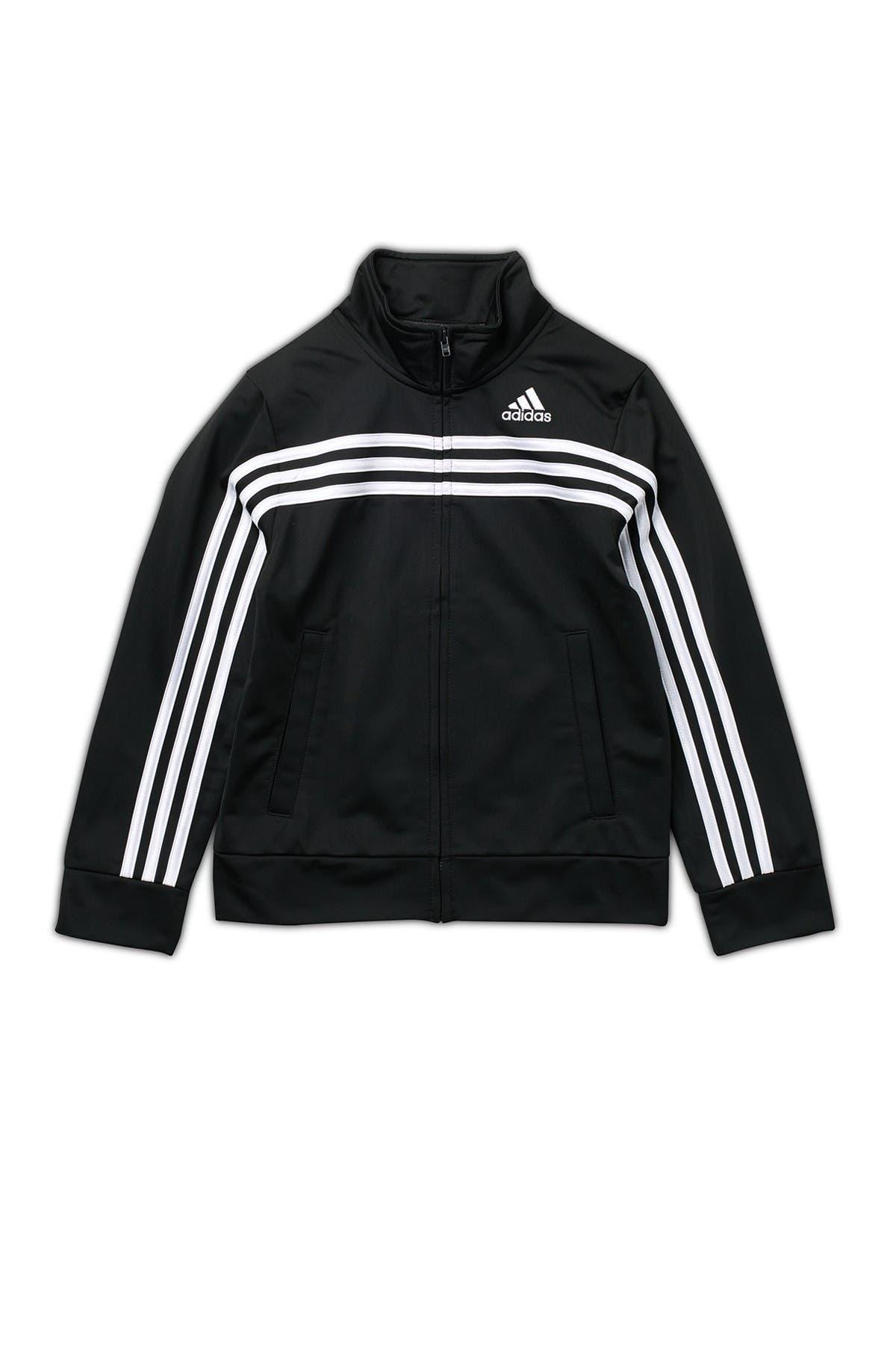 Image of ADIDAS ORIGINALS Classic 3-Stripes Tricot Jacket