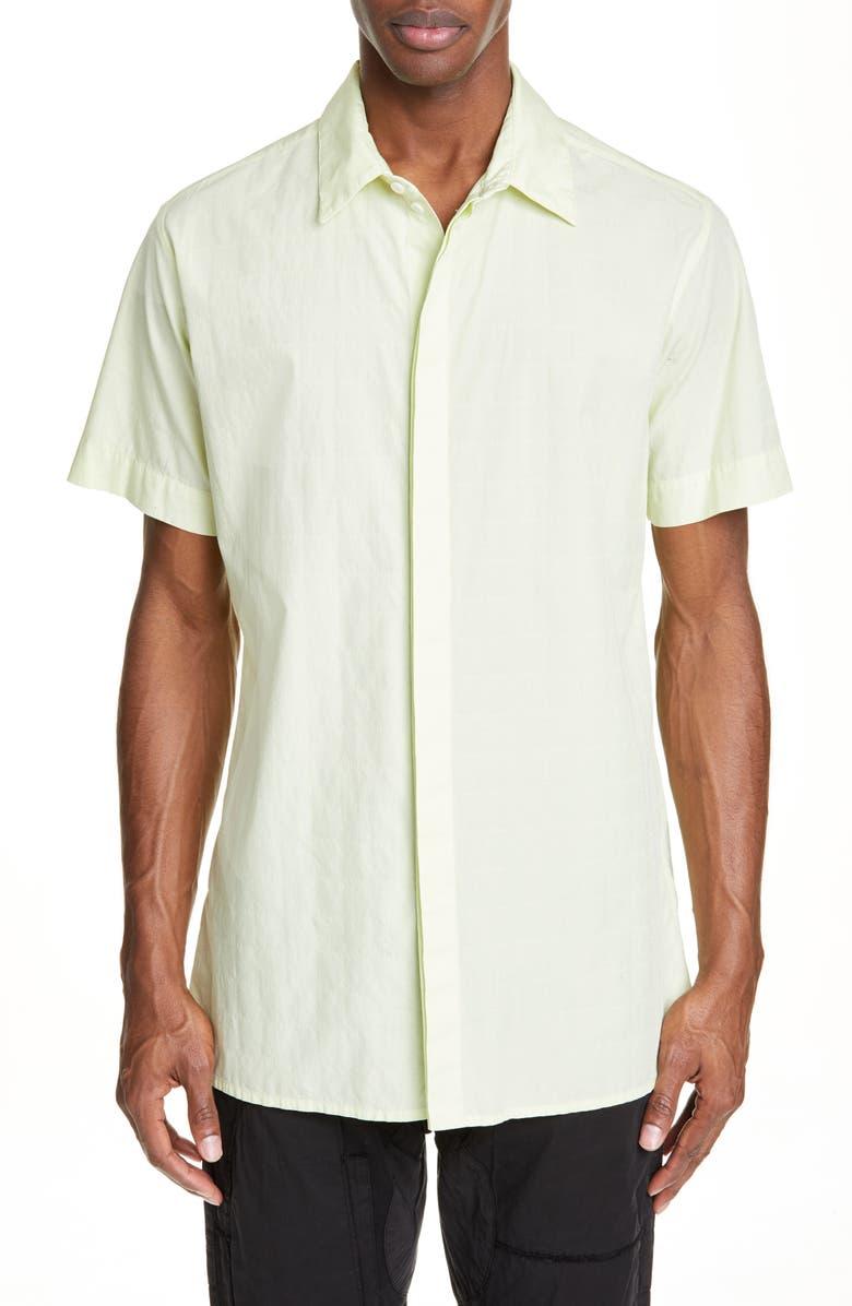 1017 ALYX 9SM Stevie Logo Jacquard Shirt, Main, color, 700