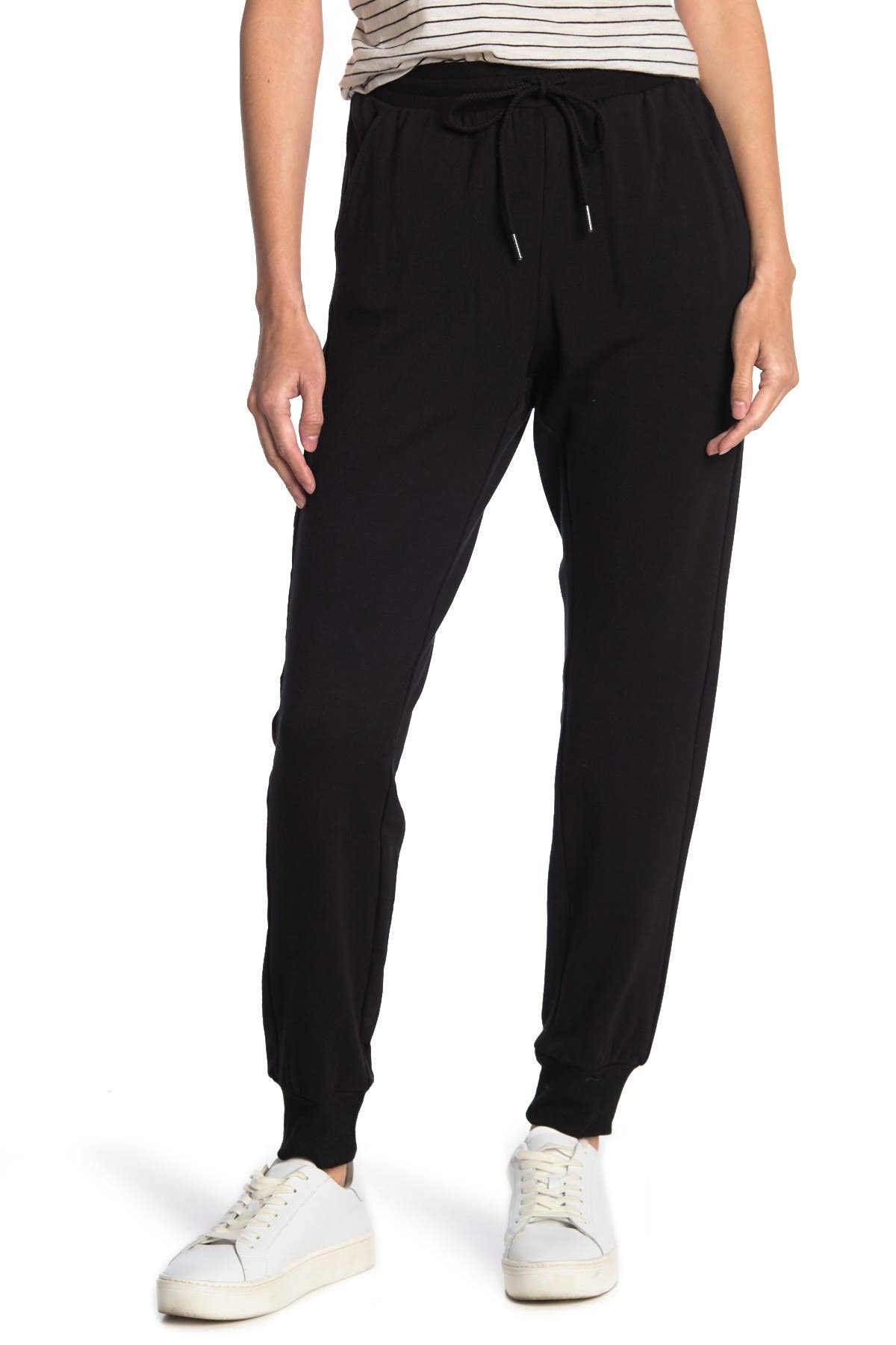 Image of MELLODAY Drawcord Knit Joggers