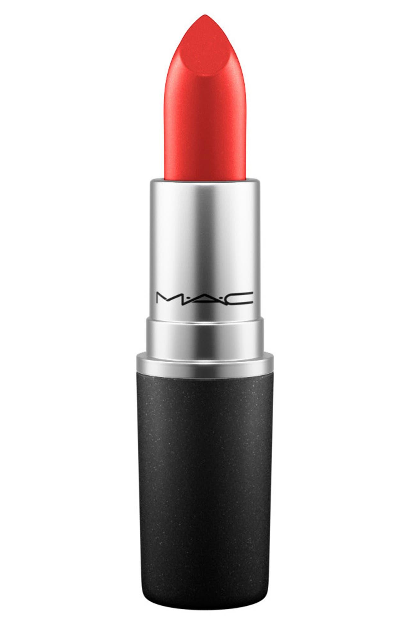 ,                             MAC Strip Down Nude Lipstick,                             Main thumbnail 663, color,                             690
