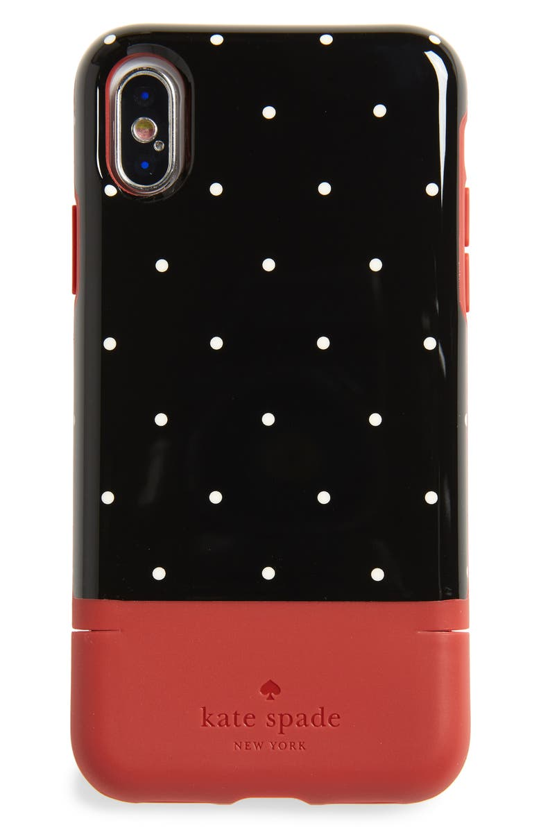 low priced 3d732 41bcb dot iPhone X/Xs case & card holder