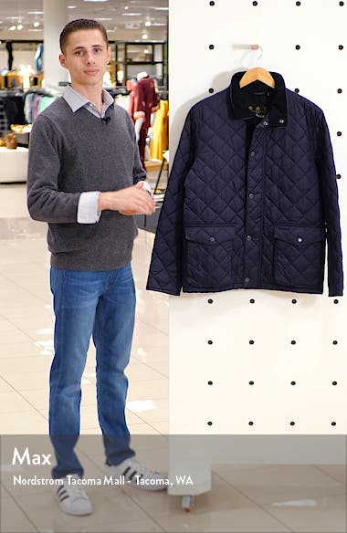 Evanton Quilted Jacket, sales video thumbnail