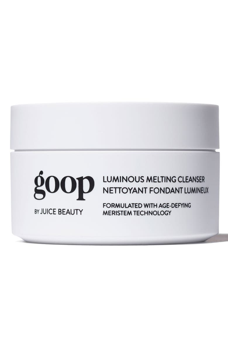 GOOP by Juice Beauty Luminous Melting Cleanser, Main, color, 000