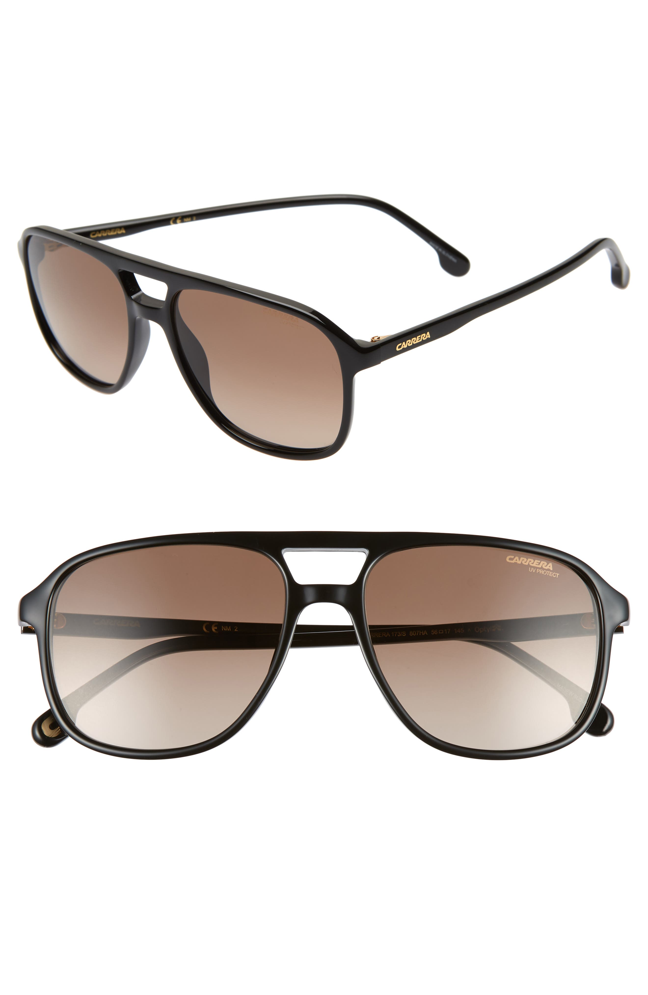 Carrera Eyewear 5m Aviator Sunglasses -