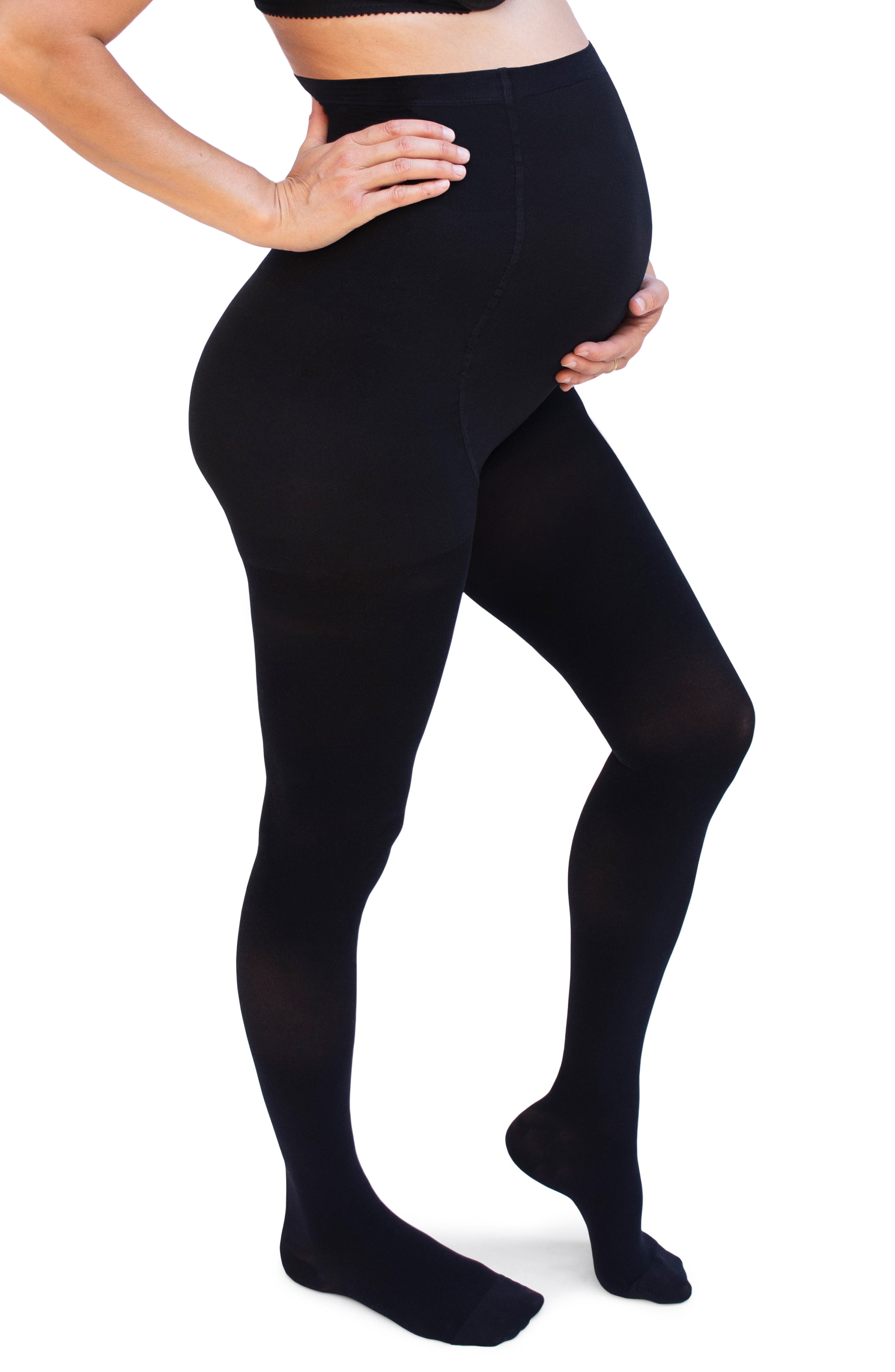 Women's Belly Bandit Maternity Compression Tights
