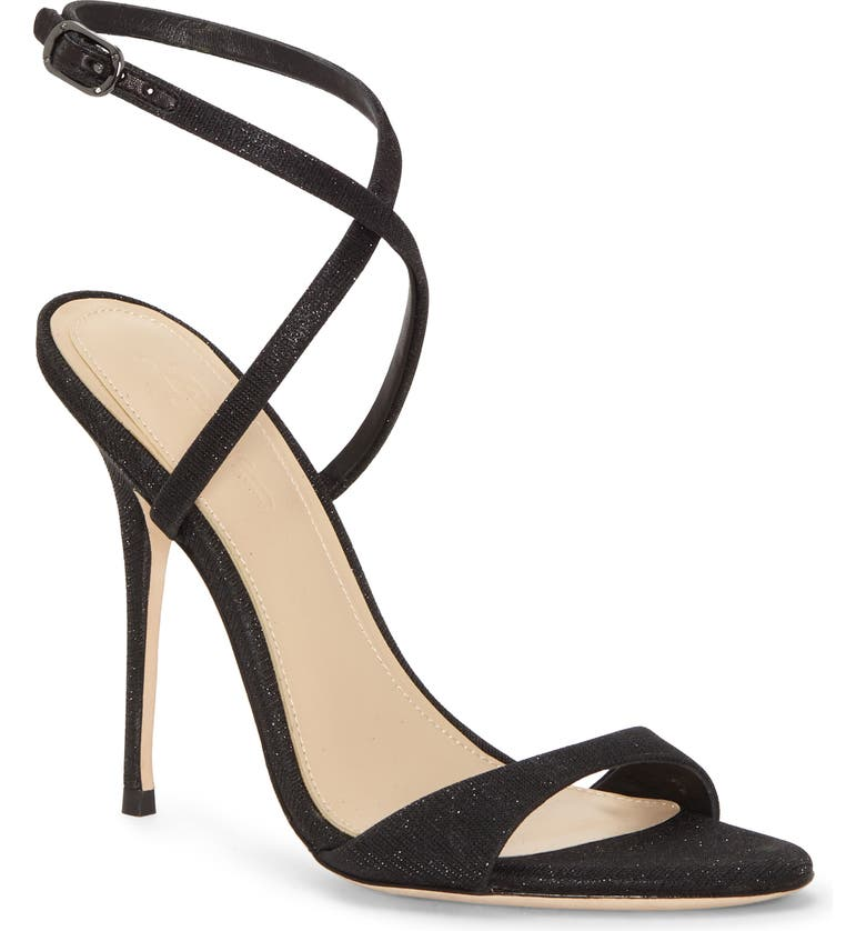 IMAGINE BY VINCE CAMUTO Imagine Vince Camuto Rora Ankle Strap Stiletto Sandal, Main, color, 002
