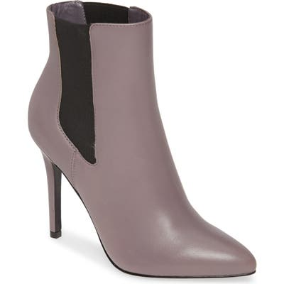 Charles By Charles David Panama Pointy Toe Bootie- Grey
