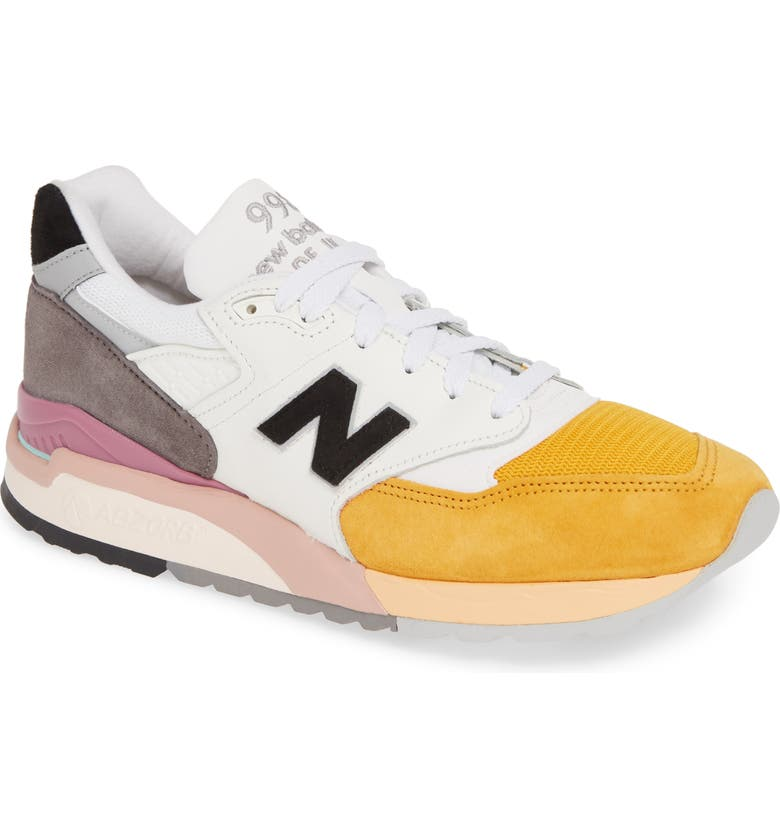 '998' Sneaker by New Balance