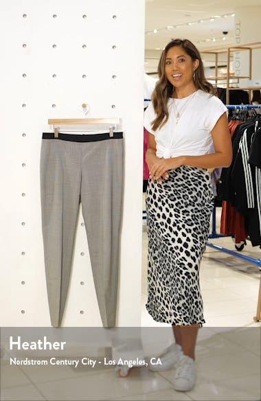 Tiluna Straight Leg Stretch Wool Suit Pants, sales video thumbnail
