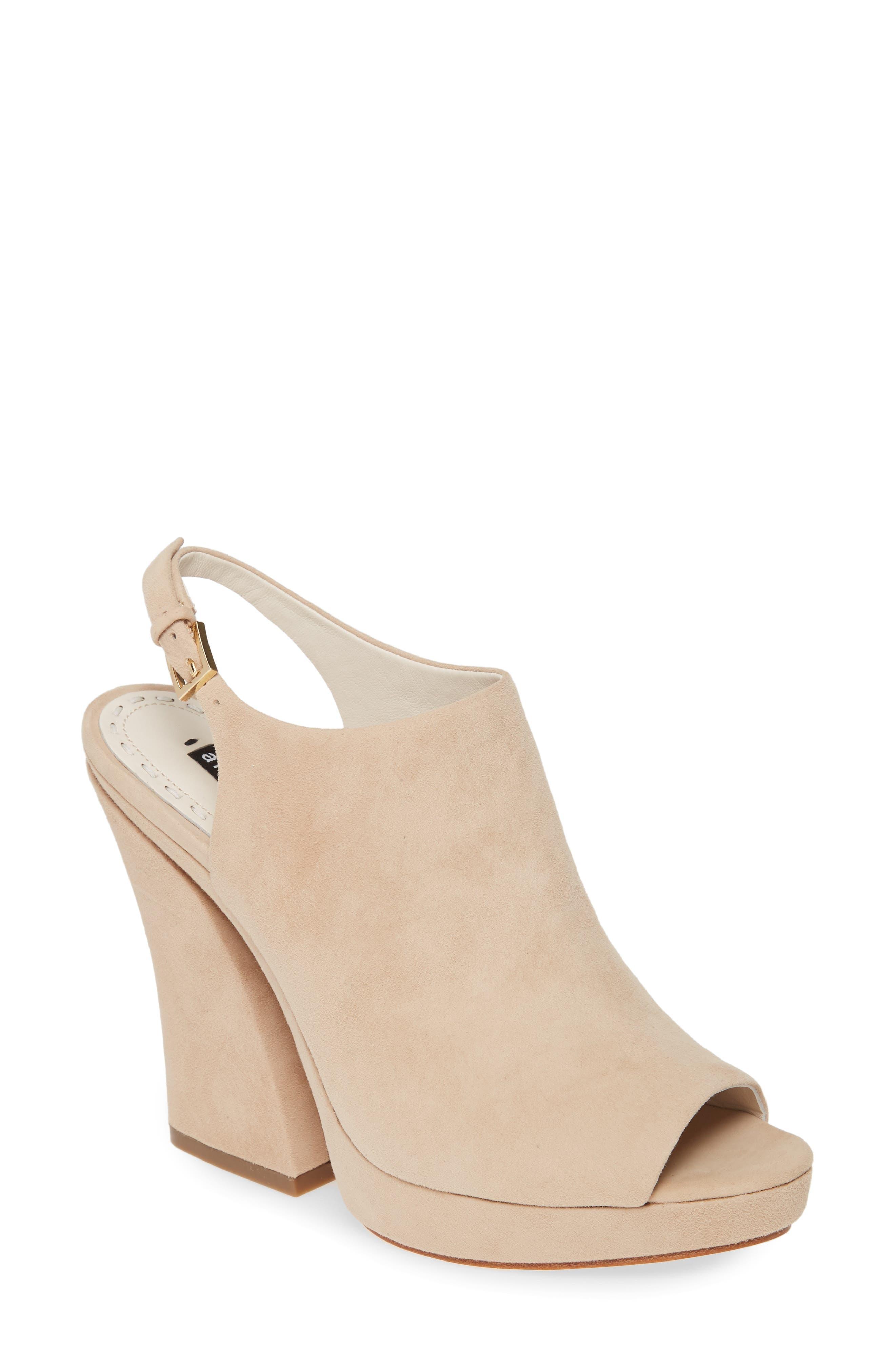 Alice + Olivia Slippers Saund Open Toe Sandal
