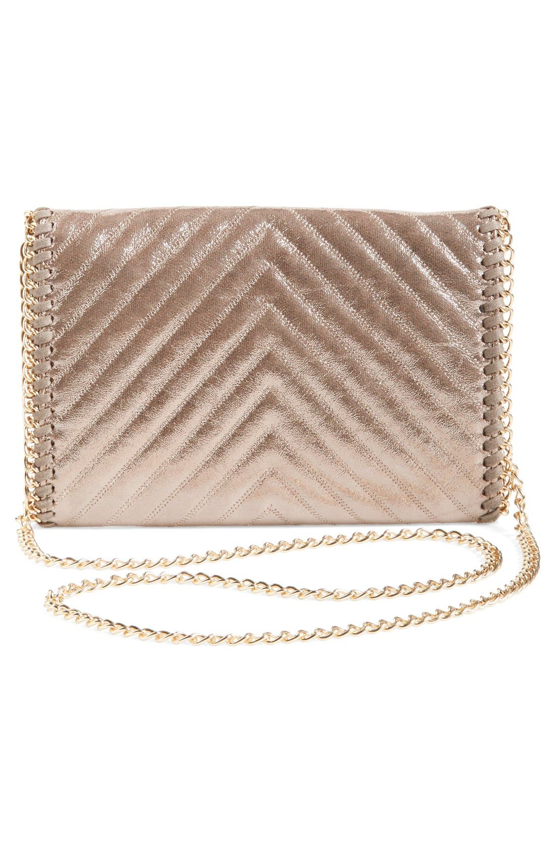 ,                             Quilted Mini Clutch,                             Alternate thumbnail 11, color,                             220