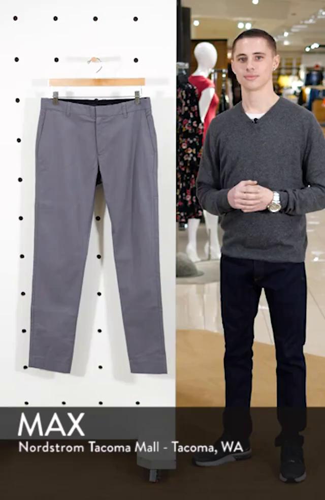 Griffith Slim Cut Pants, sales video thumbnail