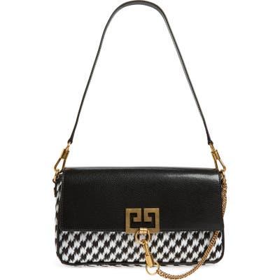 Givenchy Small Charm Shoulder Bag - Black