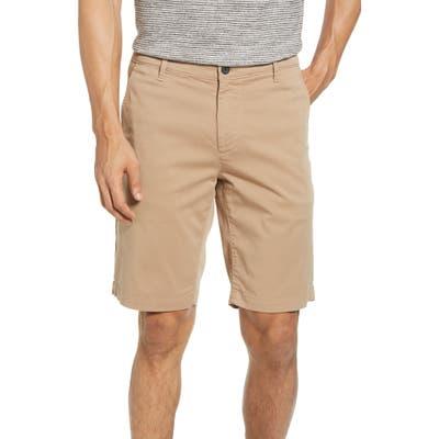 Ag Griffin Regular Fit Shorts, Beige