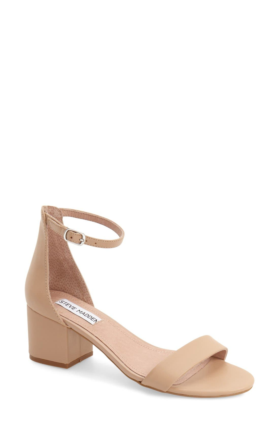 ,                             Irenee Ankle Strap Sandal,                             Main thumbnail 166, color,                             275
