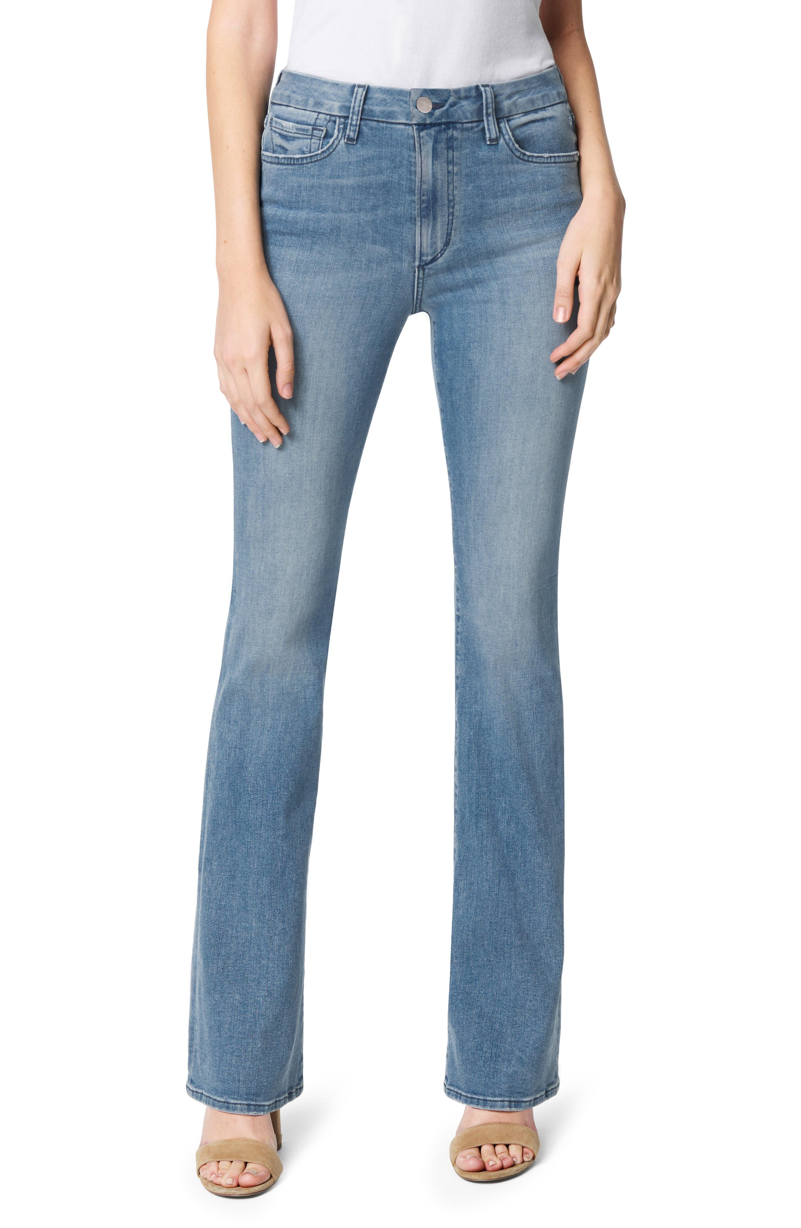 Women's Joe's The Hi Honey High Waist Curvy Bootcut Jeans
