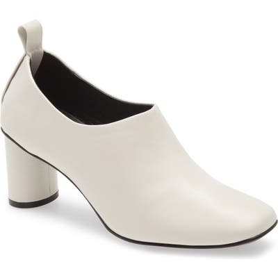 Jeffrey Campbell Bootie- Ivory