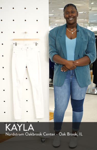 Nico Ankle Skinny Jeans, sales video thumbnail