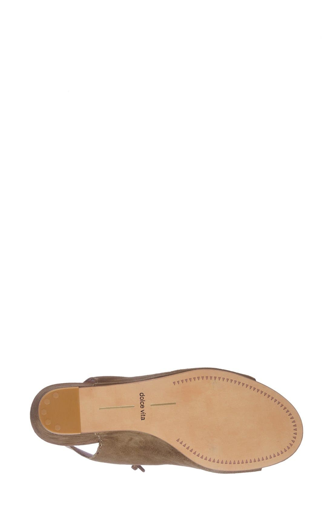 ,                             'Louise' Ghillie Wedge,                             Alternate thumbnail 20, color,                             341