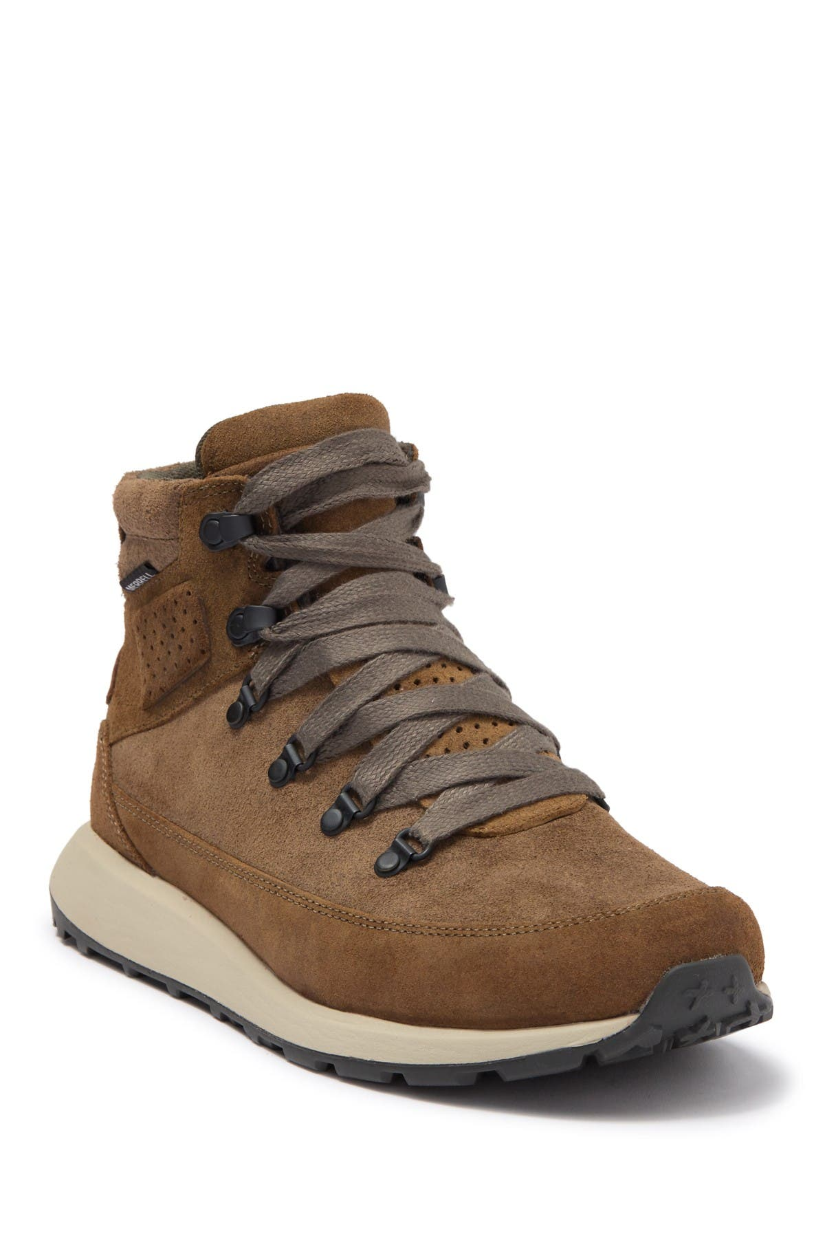 Image of Merrell Ashford Classic Suede Chukka LTR Boot