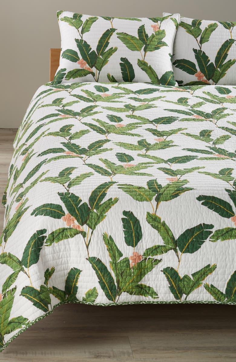 LEVTEX Mina Reversible Quilt, Main, color, 300