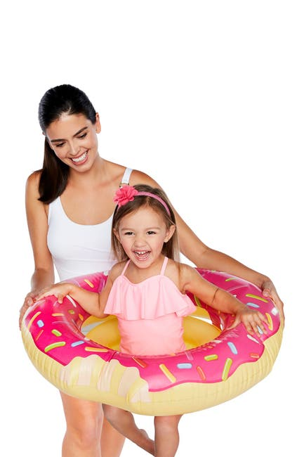 Image of BIG MOUTH TOYS Lil' Floats Pink Donut
