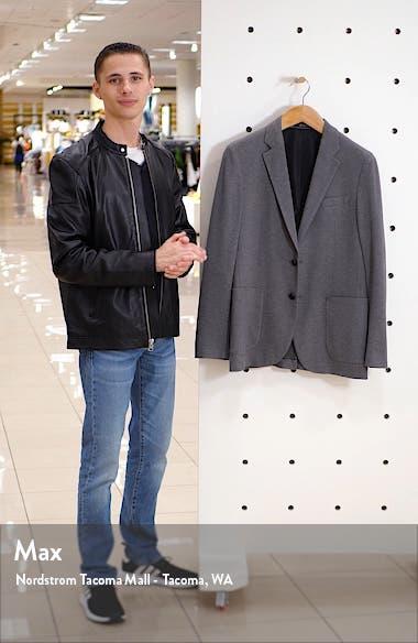 Regular Fit Knit Sport Coat, sales video thumbnail