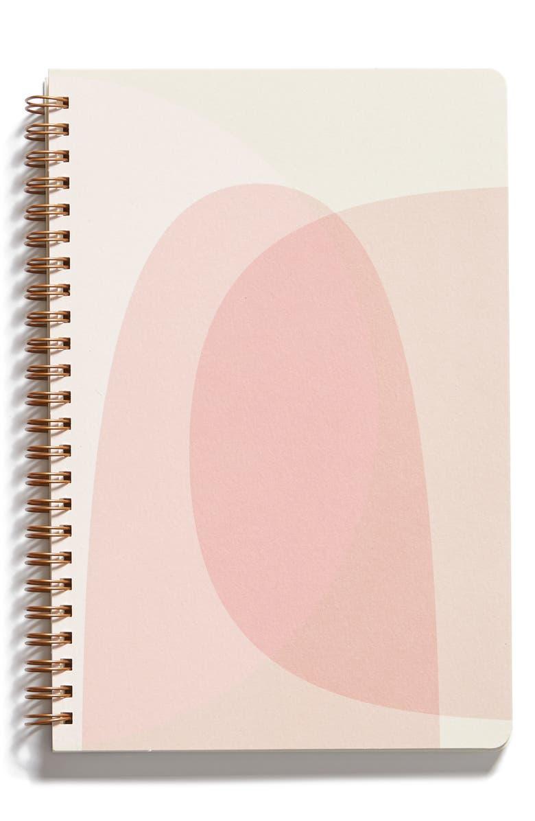 SNERD Venn Journal, Main, color, PINK