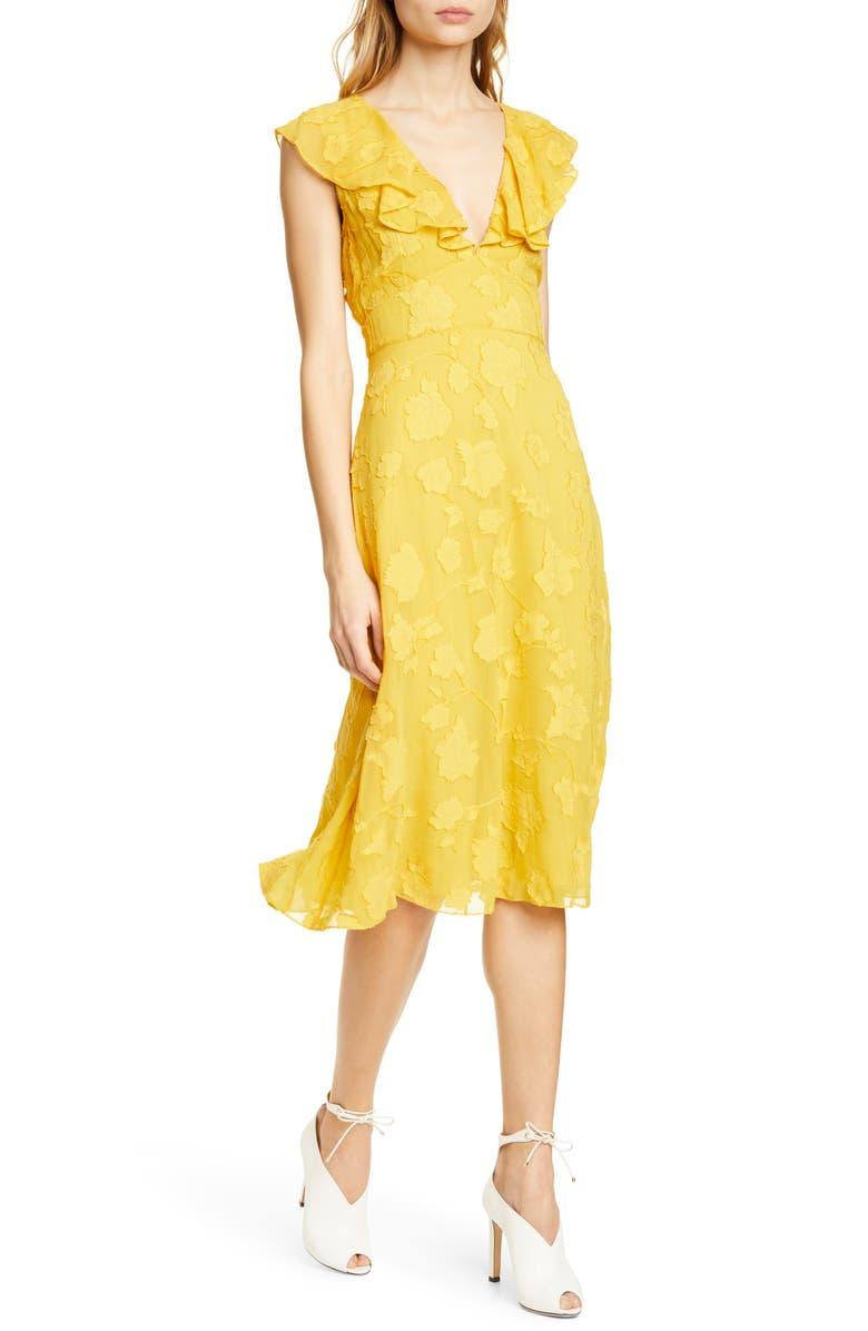 JOIE Adella Burnout Dress, Main, color, 720