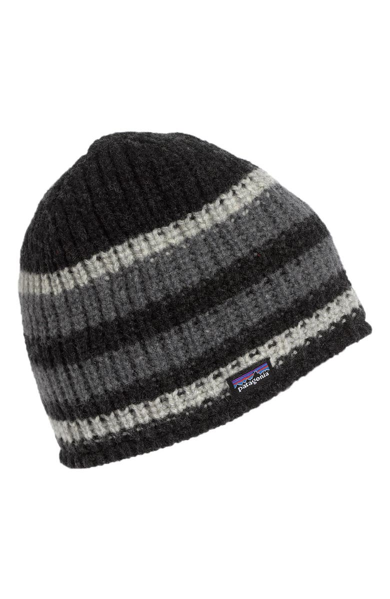 PATAGONIA 'Speedway' Beanie, Main, color, 001
