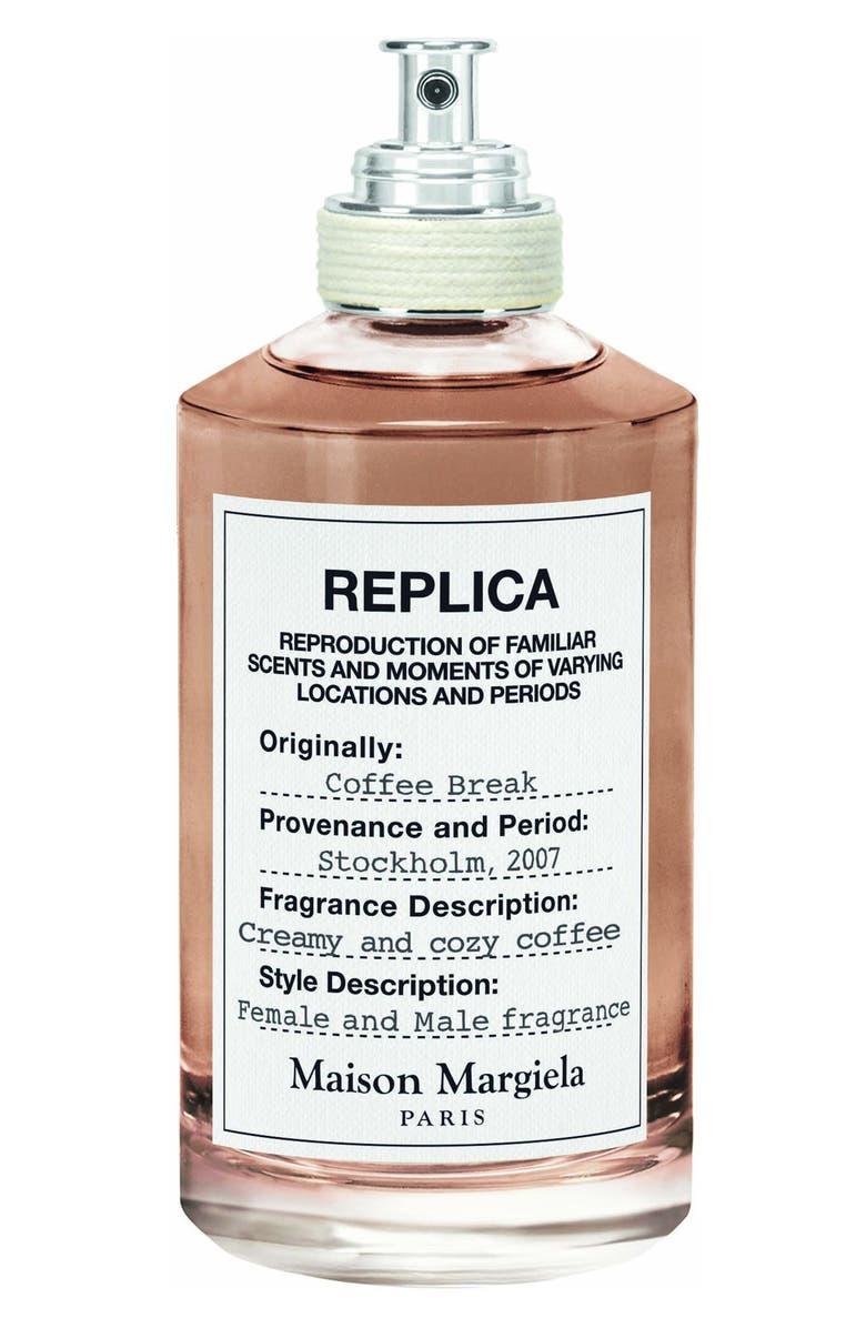 MAISON MARGIELA Replica Coffee Break Fragrance, Main, color, NO COLOR