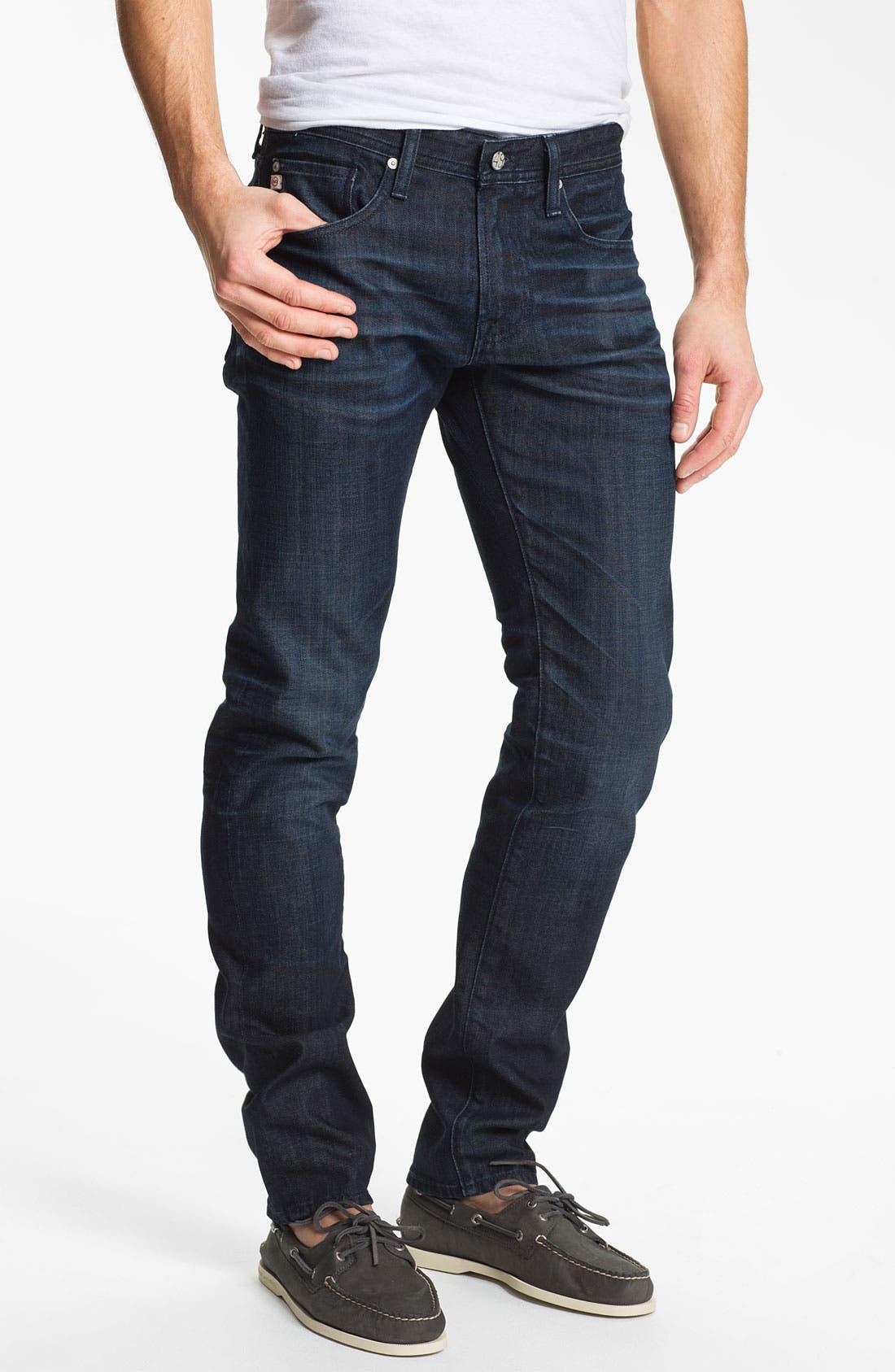 ,                             'Dylan' Slim Skinny Leg Jeans,                             Main thumbnail 13, color,                             467